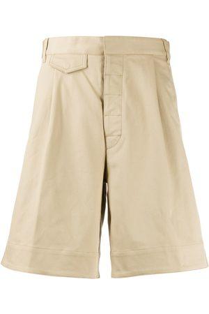 Dsquared2 Chino-Shorts mit weitem Bein