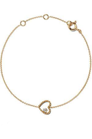 AS29 18kt 'Mye' Gelbgoldarmband mit Diamanten