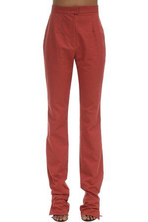 LIYA Damen Hosen & Jeans - Super Straight Fil Coupé Pants