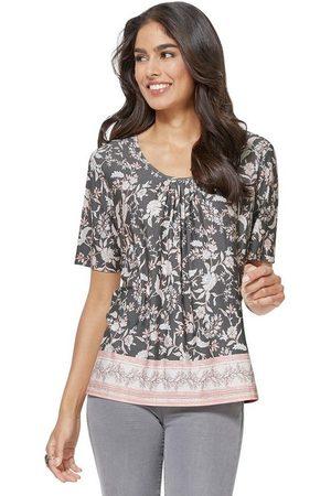 Alessa W Print-Shirt