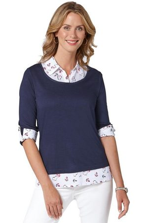 Ambria 2-in-1-Shirt