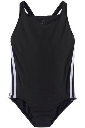 adidas Badeanzug, mit seitlichen Kontraststreifen