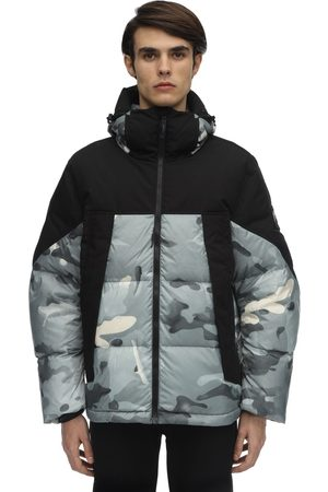 ELEMENT X GRIFFIN Lvr Exclusive Base Camp Down Jacket