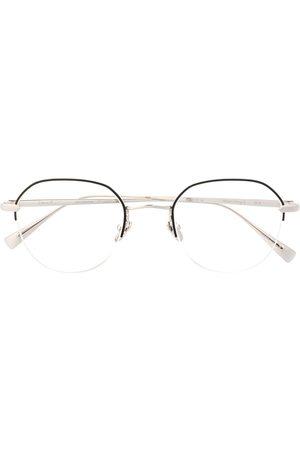 EQUE.M Runde 'Water Drop' Brille