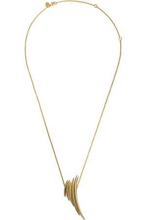 SHAUN LEANE Damen Halsketten - Quill' Halskette mit Anhänger
