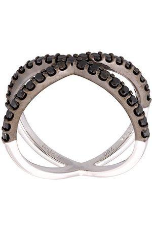 ALINKA Damen Ringe - Überkreuzter Katia Ring