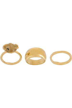 WOUTERS & HENDRIX Set aus drei Ringen