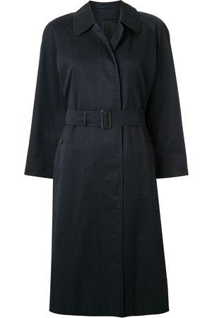 Burberry Mantel mit Taillengürtel
