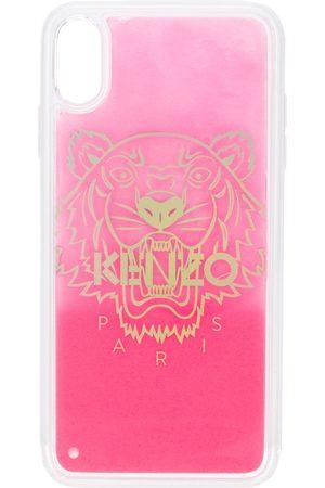 Kenzo IPhone XS Max-Hülle mit Tiger