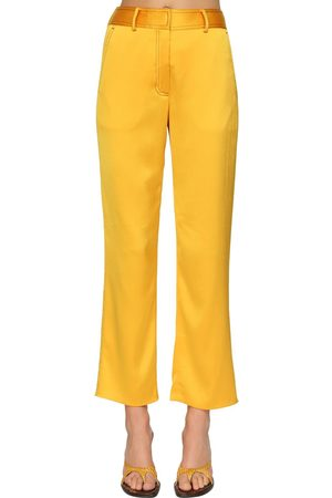 Sies marjan Damen Hosen & Jeans - Cropped High Waist Pants