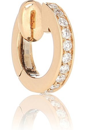 Repossi Einzelner Ear Cuff Berbere aus 18kt Rosé mit Diamanten