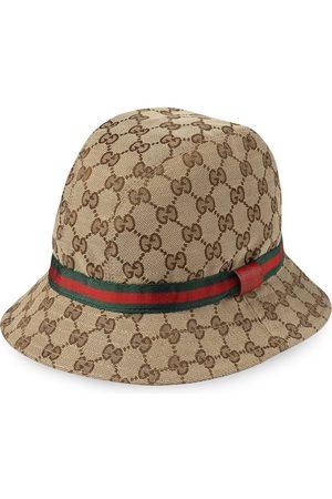 Gucci Kids Hut mit Logo
