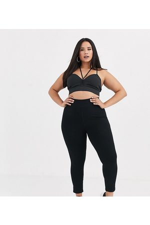 ASOS Curve – Icon – Leggings aus Baumwolle