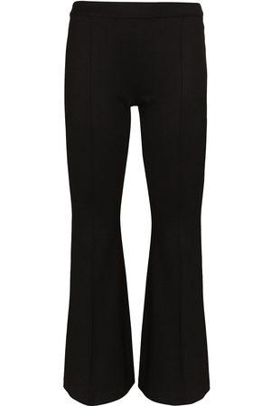 ROSETTA GETTY Damen Hosen & Jeans - Ausgestellte Cropped-Hose