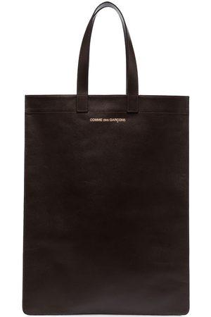 Comme des Garçons Shopper mit Logo-Print