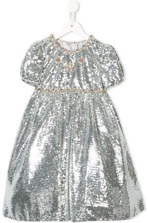 Dolce & Gabbana Kleid mit Pailletten