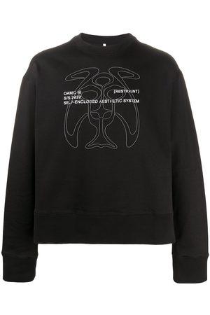 OAMC Self-Enclosed Aesthetic System' Sweatshirt