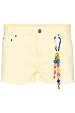 MIRA MIKATI Jeansshorts im Distressed-Look