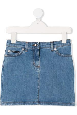 Dolce & Gabbana Jeans-Minirock