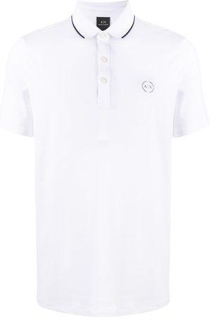Armani Herren Poloshirts - Poloshirt mit Logo-Stickerei