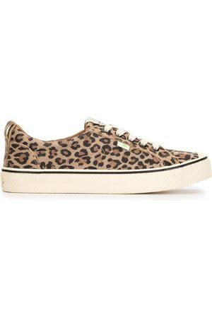 CARIUMA Damen Sneakers - OCA' Sneakers mit Leoparden-Print