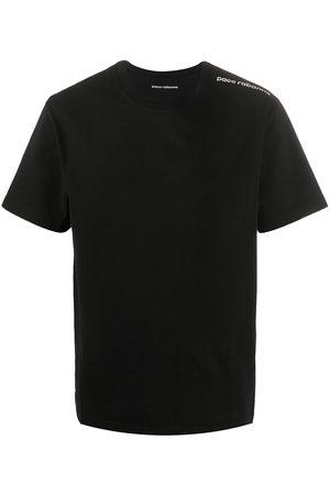 Paco rabanne T-Shirt mit Logo