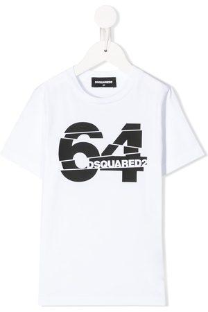"Dsquared2 T-Shirt mit ""64""-Print"