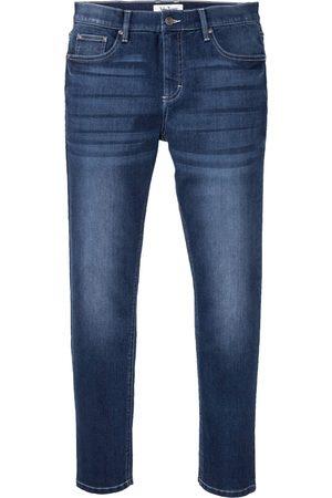 Bonprix Slim Fit Super-Soft-Stretch-Jeans; Straight