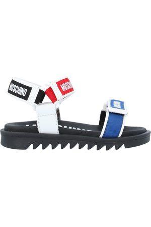 Moschino Jungen Sandalen - SCHUHE - Sandalen