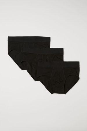H&M 3er-Pack Baumwollslips