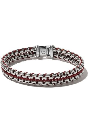 David Yurman Box Chain' Armband aus Sterlingsilber