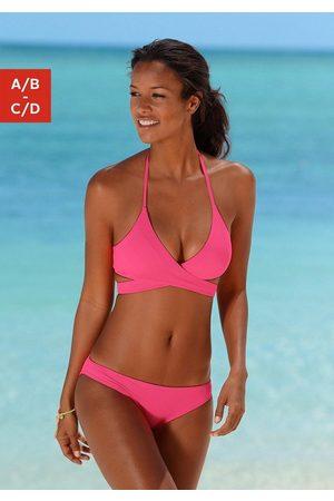 Bench Triangel-Bikini in Wickeloptik