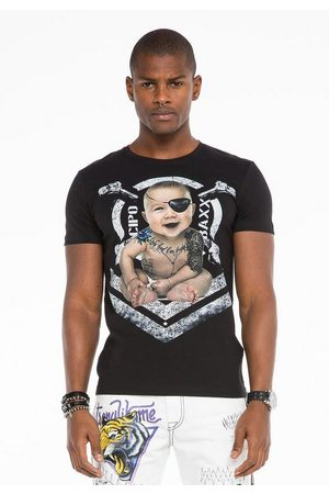 Cipo & Baxx T-Shirt »Pirate Baby« mit Allover-Print