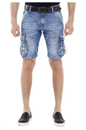 Cipo & Baxx Shorts »Robert« mit schicken Cargotaschen
