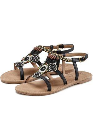 Lascana Sandale aus Leder