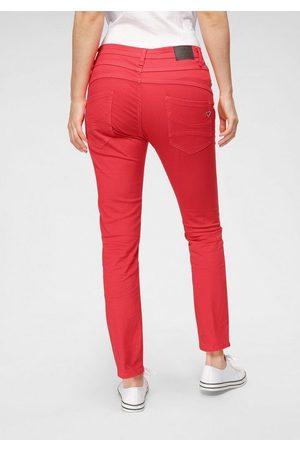 Please 5-Pocket-Jeans »P78A« lässige Boyfriend Jeans in leichter Crinkle Optik und krempelbarem Bein