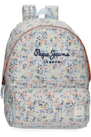 Pepe Jeans Freizeitrucksack »Malila, «, mit USB-Anschluss und Kopfhörerausgang