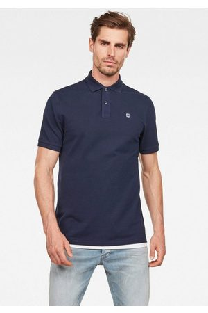 G-Star Poloshirt »Dunda Polo« Logostickerei auf der Brust