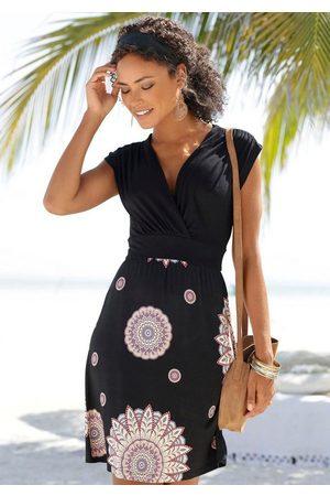 beachtime Sommerkleid mit Rückenausschnitt