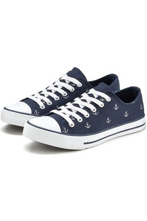 LASCANA Sneaker mit Ankerprint