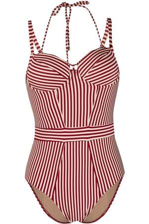 Marlies Dekkers Damen Badeanzüge - Gestreifter Badeanzug