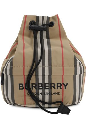 """Burberry Clutch Aus Nylon """"heritage Phoebe"""""""