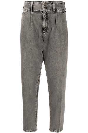 Current/Elliott Gekürzte Tapered-Hose