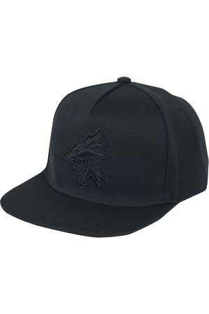 The Witcher Wolf Silhouette Cap
