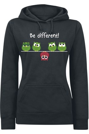 BE DIFFERENT Damen Sweatshirts - Kapuzenpullover