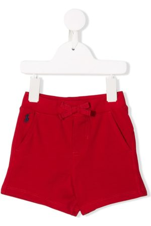 Ralph Lauren Shorts mit Logo-Stickerei