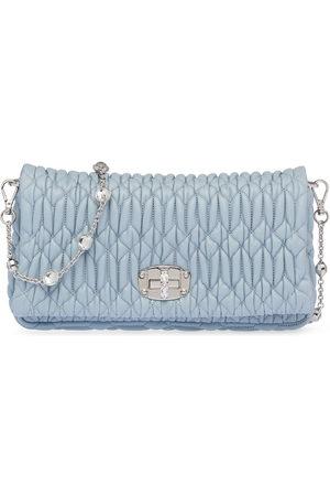 Miu Miu Damen Clutches - Miu Crystal' Handtasche