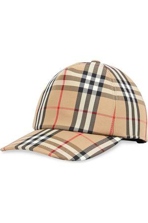 Burberry Damen Hüte - Karierte Baseballkappe