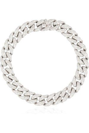 Shay 18kt Weißgoldarmband mit Diamanten