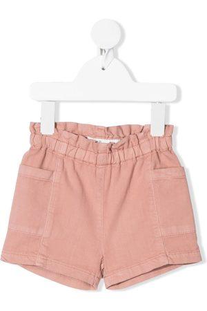 BONPOINT Side pockets slip-on shorts